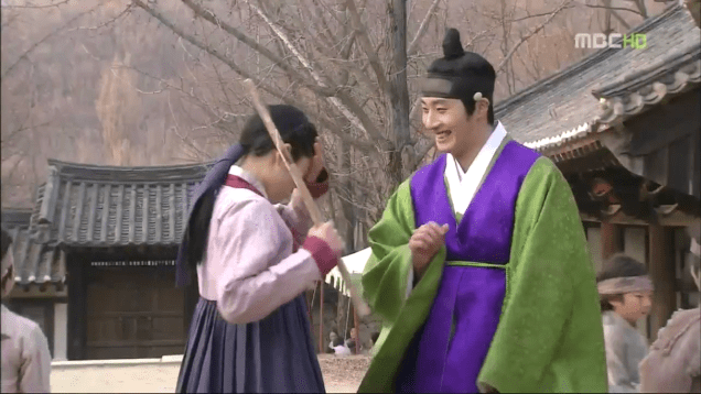Jung II-woo in The Moon that Embraces the Sun Episode 15 00069