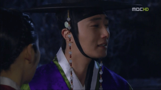 Jung II-woo in The Moon that Embraces the Sun Episode 15 00083