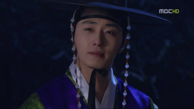 Jung II-woo in The Moon that Embraces the Sun Episode 15 00090