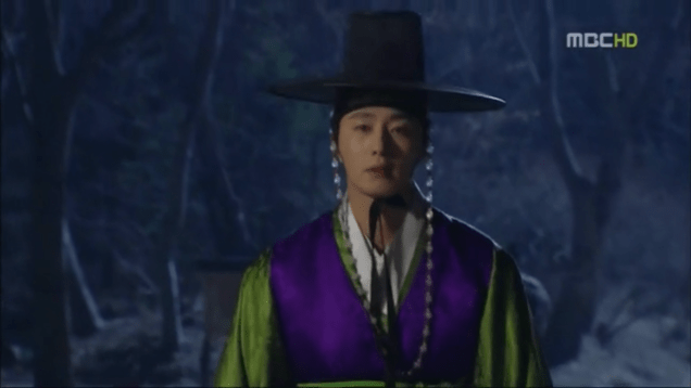 Jung II-woo in The Moon that Embraces the Sun Episode 15 00091