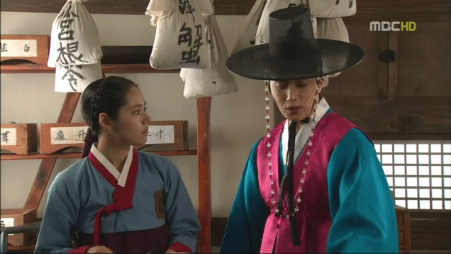 Jung II-woo in The Moon that Embraces the Sun Episode 17 00015