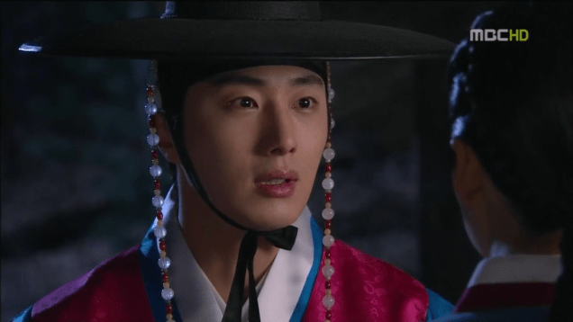 Jung II-woo in The Moon that Embraces the Sun Episode 17 00022