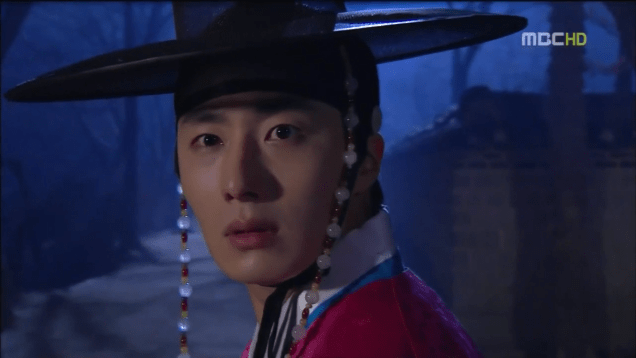 Jung II-woo in The Moon that Embraces the Sun Episode 17 00025