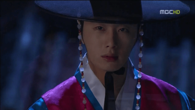 Jung II-woo in The Moon that Embraces the Sun Episode 17 00026