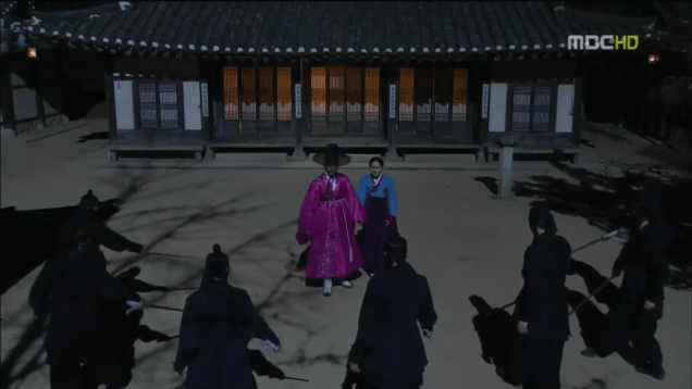 Jung II-woo in The Moon that Embraces the Sun Episode 17 00031