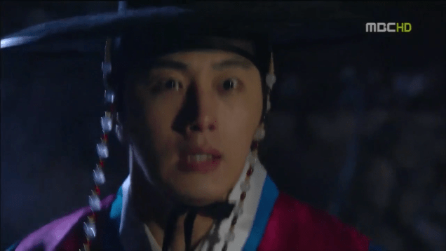 Jung II-woo in The Moon that Embraces the Sun Episode 17 00033