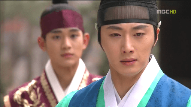 Jung II-woo in The Moon that Embraces the Sun Episode 17 00077