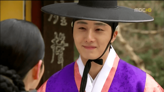 Jung II-woo in The Moon that Embraces the Sun Episode 18 00006