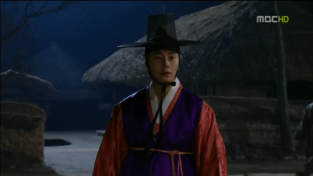 Jung II-woo in The Moon that Embraces the Sun Episode 18 00016