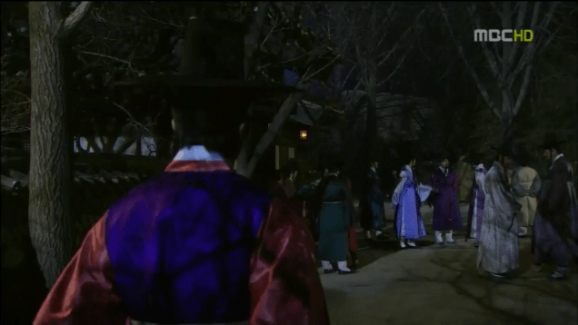 Jung II-woo in The Moon that Embraces the Sun Episode 18 00018