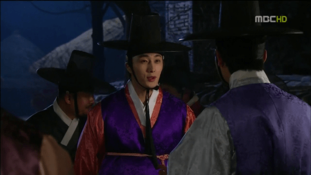 Jung II-woo in The Moon that Embraces the Sun Episode 18 00020
