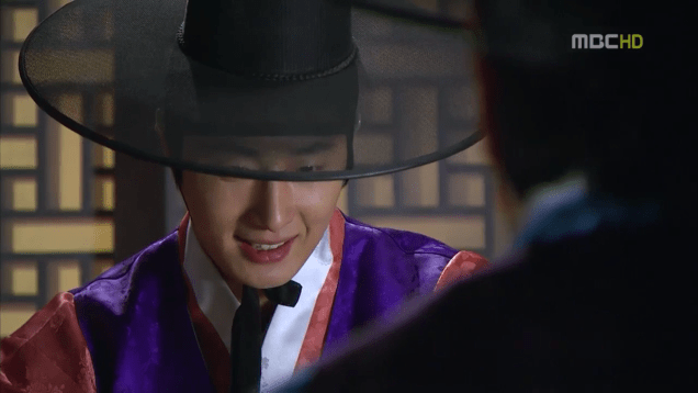 Jung II-woo in The Moon that Embraces the Sun Episode 19 00008