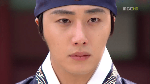 Jung II-woo in The Moon that Embraces the Sun Episode 19 00025