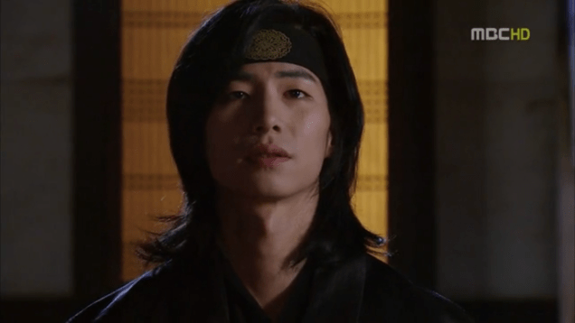 Jung II-woo in The Moon that Embraces the Sun Episode 20 Ghost -Woon part 00004