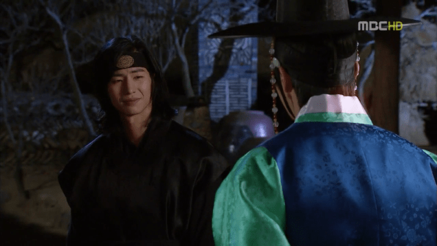 Jung II-woo in The Moon that Embraces the Sun Episode 20 Ghost -Woon part 00007