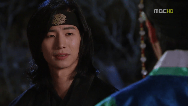 Jung II-woo in The Moon that Embraces the Sun Episode 20 Ghost -Woon part 00008