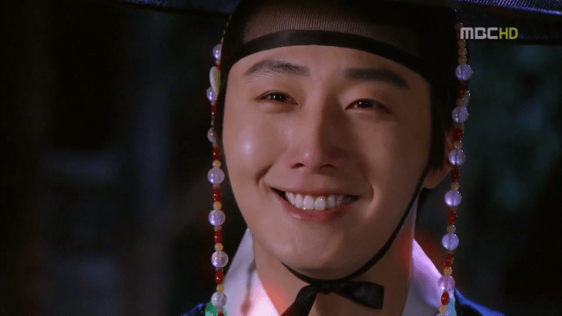 Jung II-woo in The Moon that Embraces the Sun Episode 20 Ghost -Woon part 00013