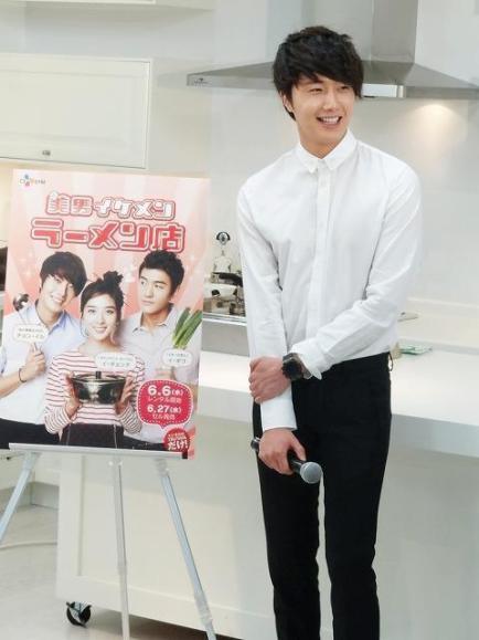 2012 3 JIW Jung II-woo in Japan Part 3 Flower Boy DVD Press 00020