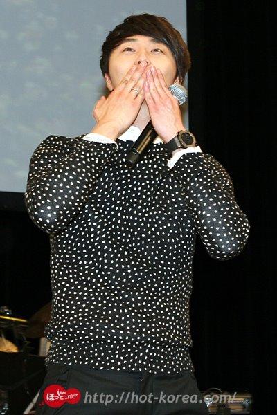 2012 4 8 Jung II-woo at Japan:Korea Festa00013