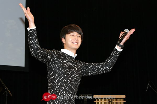 2012 4 8 Jung II-woo at Japan:Korea Festa00020