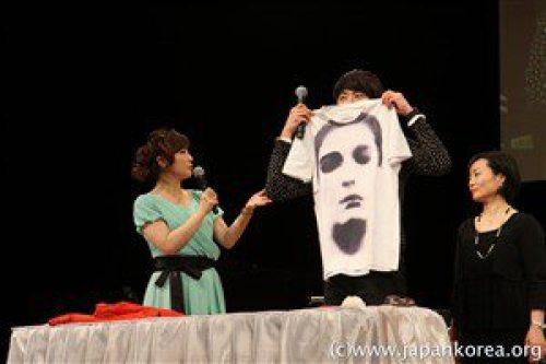 2012 4 8 Jung II-woo at Japan:Korea Festa00043