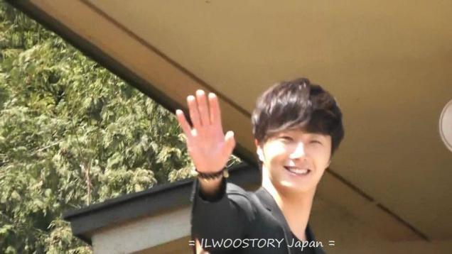 2012 4 9 Jung II-woo at Koma Temple in Hidaka Japan.00015