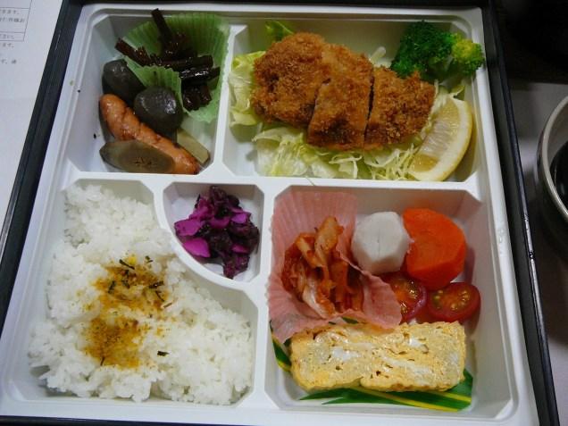 2012 4 9 Jung II-woo at Koma Temple in Hidaka Japan. Special Lunch, etc.00001