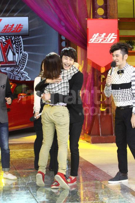 2012 5 Hunan's TV Up Go 00001