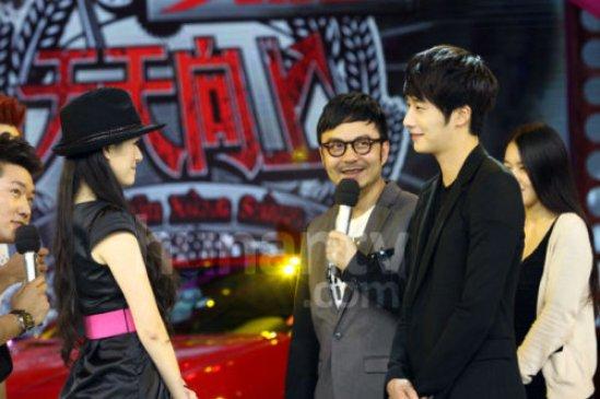 2012 5 Hunan's TV Up Go 00011