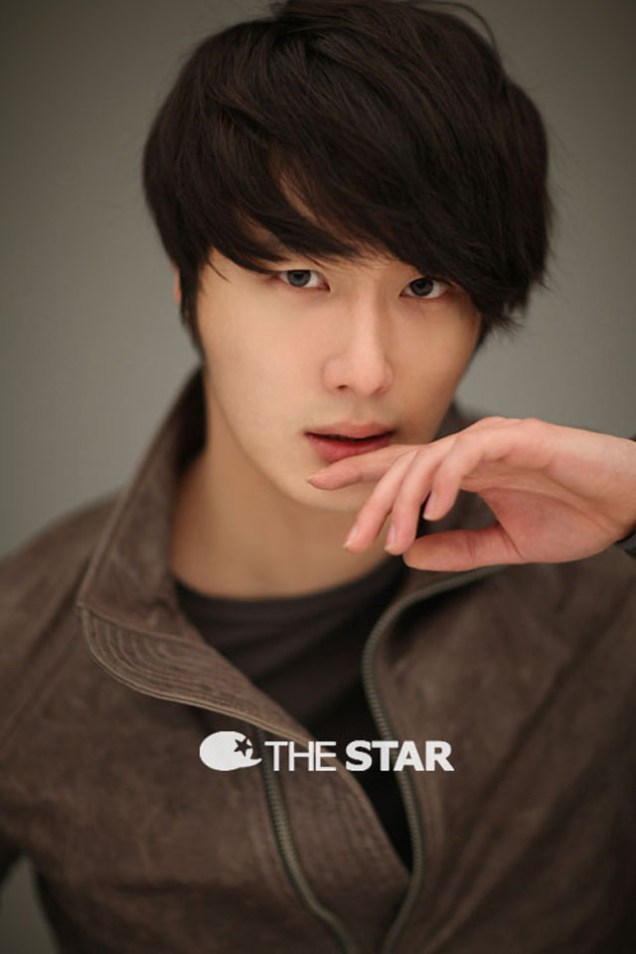 Jung II-woo for The STAR 2012 00016