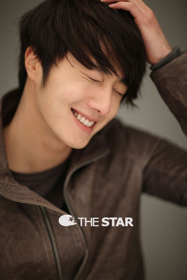 Jung II-woo for The STAR 2012 00017
