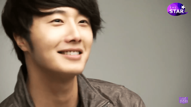 Jung II-woo for The STAR 2012 1
