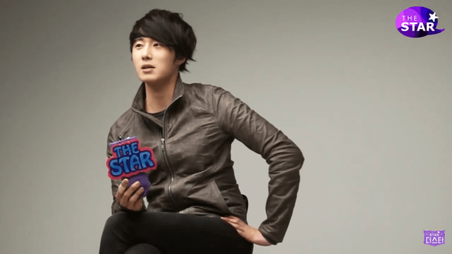 Jung II-woo for The STAR 2012 11