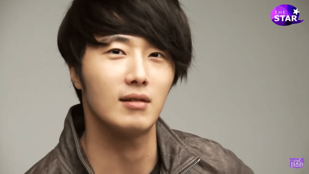Jung II-woo for The STAR 2012 5