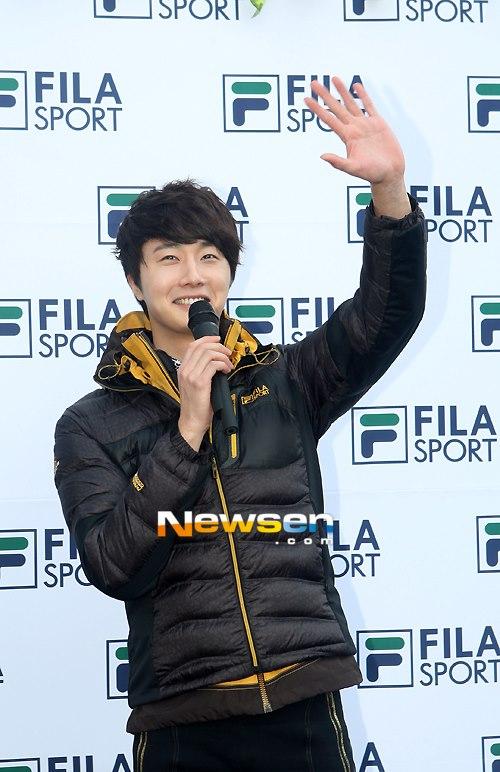 2012 11 3 Jung II-woo for FILA's Green Campaign00005