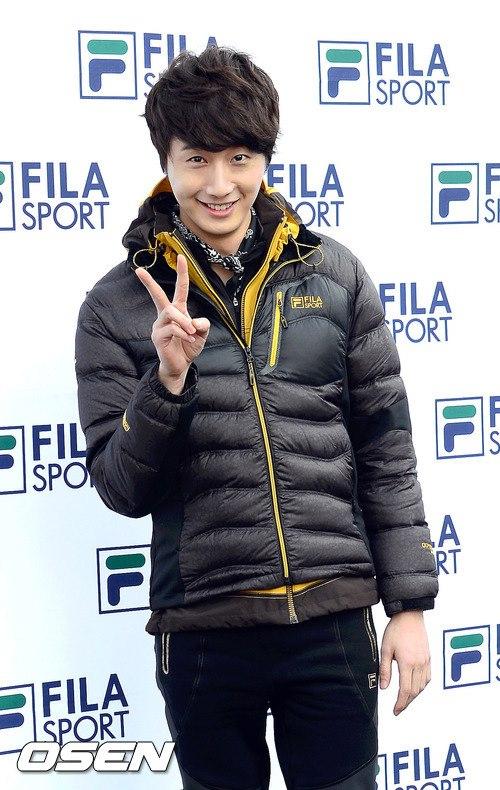 2012 11 3 Jung II-woo for FILA's Green Campaign00010