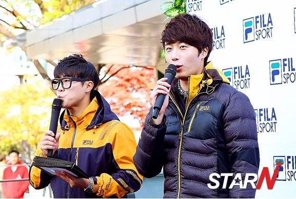 2012 11 3 Jung II-woo for FILA's Green Campaign00026