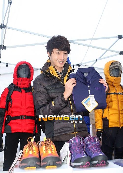 2012 11 3 Jung II-woo for FILA's Green Campaign00028