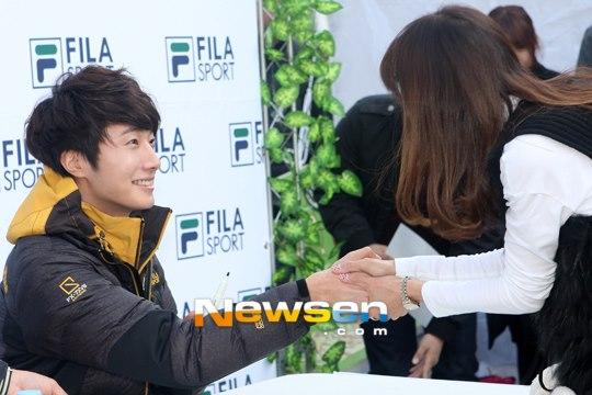 2012 11 3 Jung II-woo for FILA's Green Campaign00044
