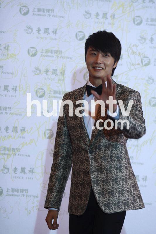 2012 6 15 Jung II-woo Shanghai TV Festival 00006