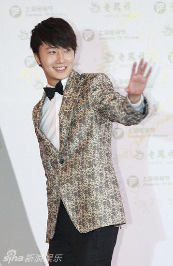 2012 6 15 Jung II-woo Shanghai TV Festival 00008