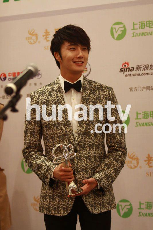 2012 6 15 Jung II-woo Shanghai TV Festival 00020