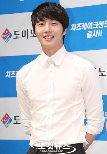 2012 6 Jung II-woo for Domino's Pizza 00014
