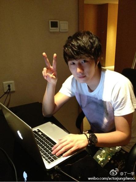 2012 7 4 Jung II-woo Weibo Post..jpg