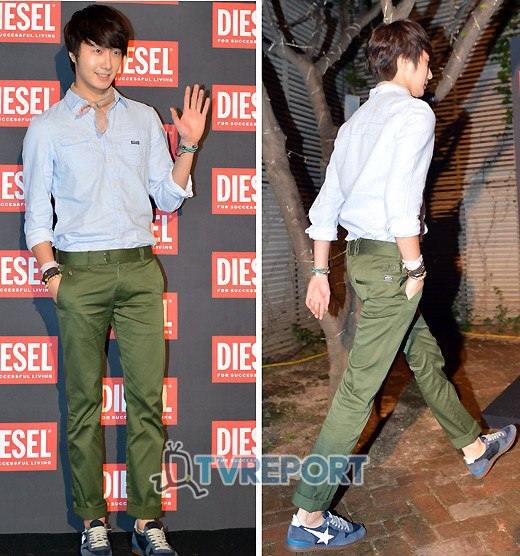 2012 9 7 Jung II-woo for Diesel 00005