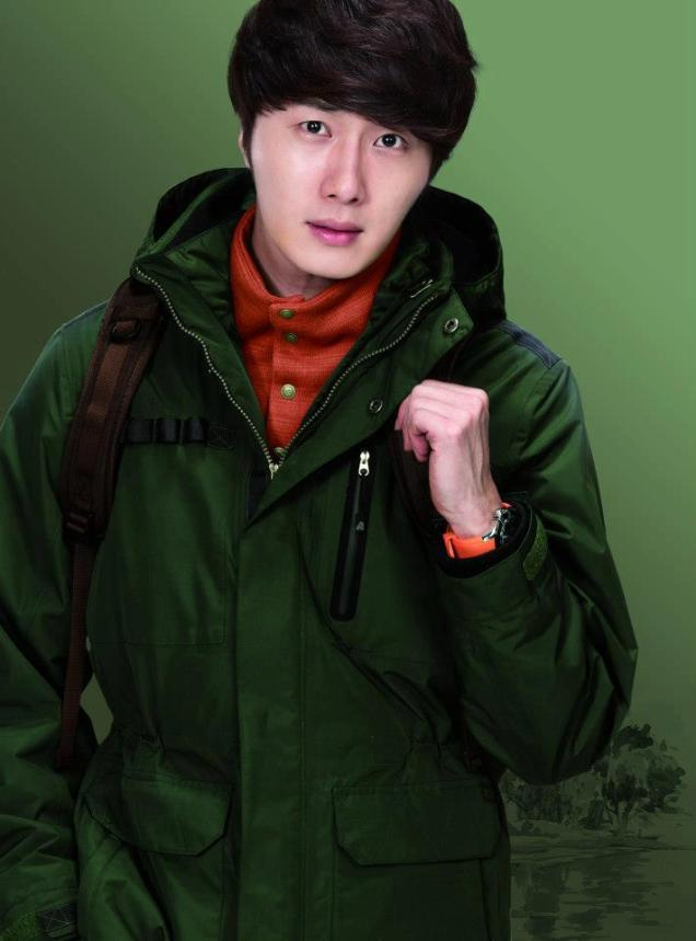 2012 9 7 Jung II-woo for FILA 00010