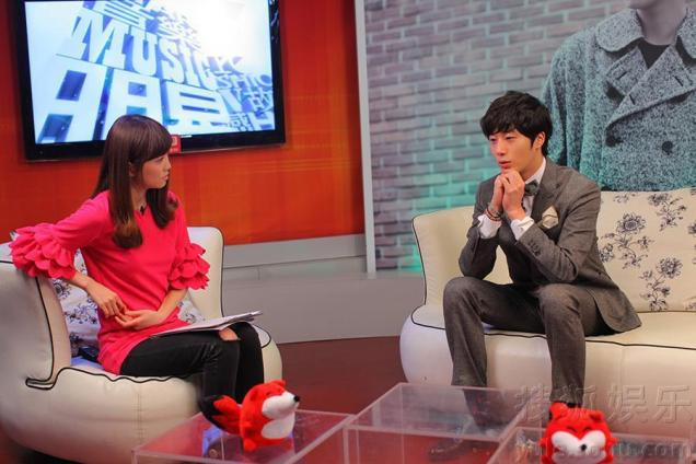2013 1 6 Jung II-woo in an interview for sohu.com China 00004