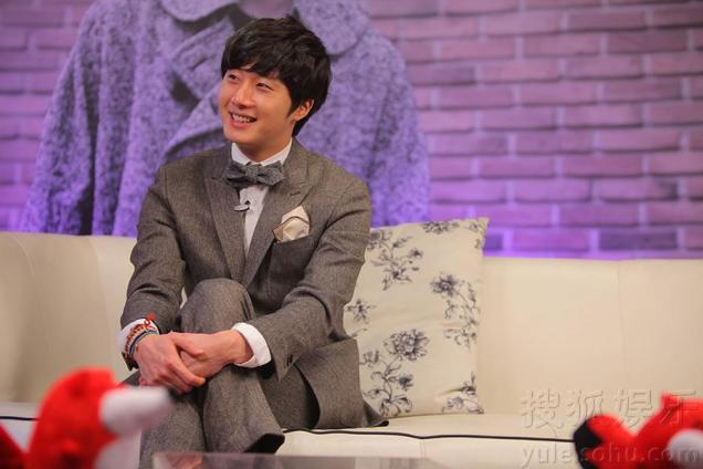 2013 1 6 Jung II-woo in an interview for sohu.com China 00007