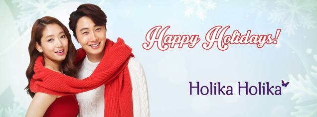 2013 10 9 Jung II-woo (and Park Shin-hye) for Holika Holika Take 2 Ads 2.jpg