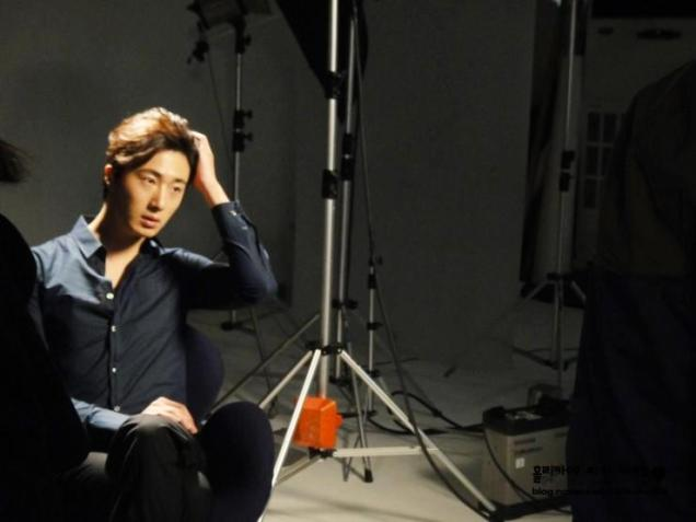 2013 3 Jung II-woo for Holika Holika. BTS (Take 2)00011